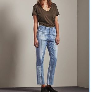 NWT AG Adriano Goldschmied The phoebe jeans▪️25